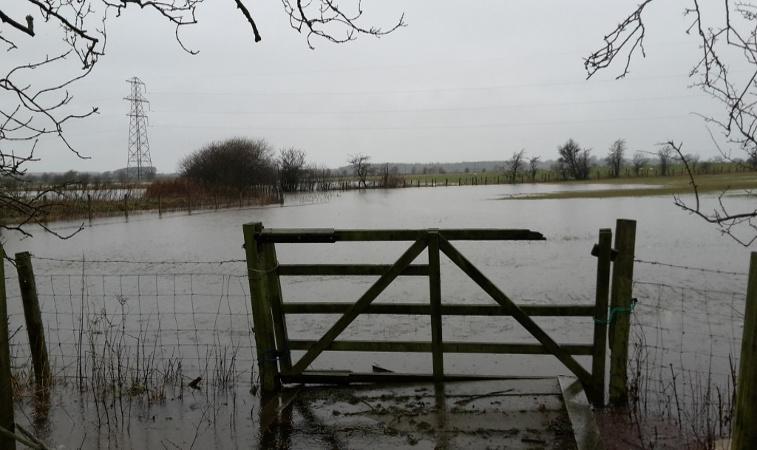 RRC flood damage